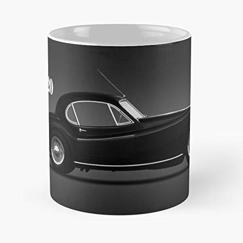 Jaguar Xk120 Coupe - Best Gift Ceramic Coffee Mugs 11 Oz