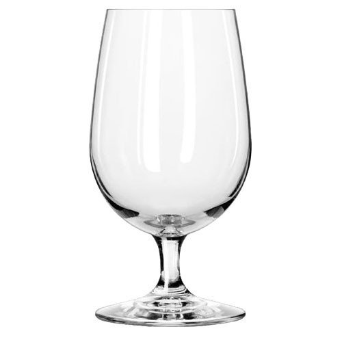 - Libbey Glassware 8513SR Briossa Water Goblet, 16 oz. (Pack of 24)