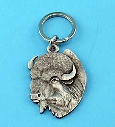 - Buffalo Keychain