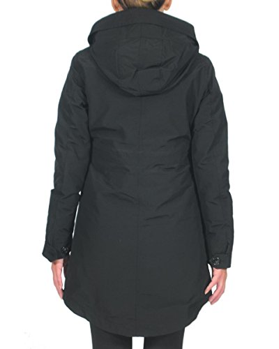 Woolrich 3 Black Military 1 in Eskimo Long THqfOTa