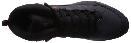 Trekking Homme Kaïpo black Mid Schwarz Salomon flea Chaussures Gtx Noir De Et Randonnée asphalt 4UqTwXaT