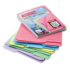 ESS45270 - Pendaflex Printed Notes Folders with Fastener ()
