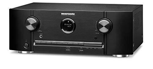 Marantz AV Receiver SR5013-7.2 Channel | Dolby Surround Sound -100W 2 Zone Power | Amazon Alexa Compatibility & Online Streaming| Works with Home Automation ()