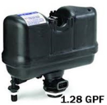 """Flushmate M-101526-F3H1 FM 503 Pressure Assist HET 1.28 gpf - For all OEMs except Kohler 10"""" rough-in tank tank without trip rod"""