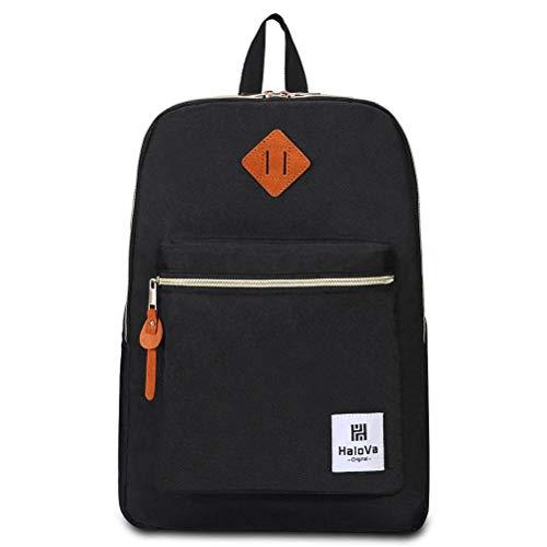 HaloVa Diaper Bag, Waterproof Baby Nappy Changing Backpack,