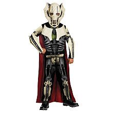 [General Grievous Costume - Medium] (Star Wars General Grievous Child Costumes)