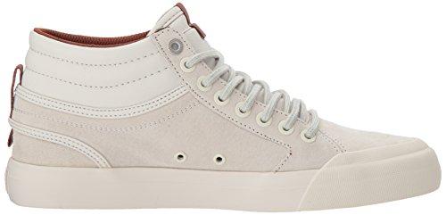 Evan DC Cream HI B 5 Shoe LE 5 B Women US Skate 4ww6O5