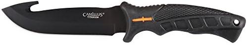 Camillus Titanium Gut Hook Knife