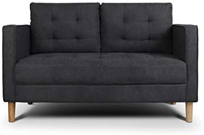 AODAILIHB Modern Cushion Loveseat Configurable product image