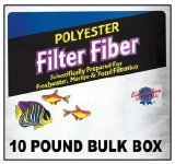 bluee Ribbon Pet Products ABLPLY10 Polyester Floss Bulk Filter Media, 10-Pound by TopDawg Pet Supply