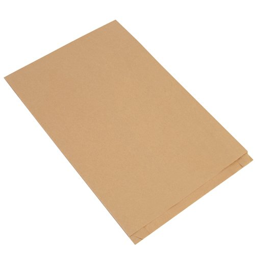 Aviditi BGM112K Gusseted Merchandise Bags, 14'' x 3'' x 21'', Kraft (Pack of 500) by Aviditi