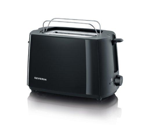 Severin AT 2287 Automatik Toaster, 700 W, schwarz
