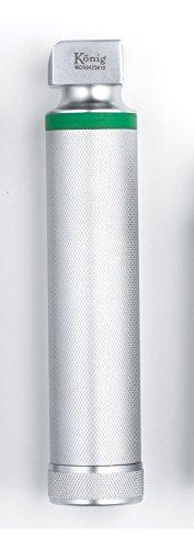 Medline MDS0423615 Fiber Optic Laryngoscope Handles, Small, Green