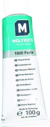 Molykote 1000 Anti Seize Paste 100 G Baumarkt
