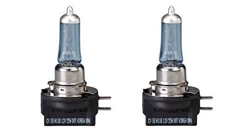 EiKO H11BCVSU2 H11B Clear Vision PRO Halogen Bulb - 4 Pack