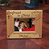 Personalized Confirmation Gift Frame