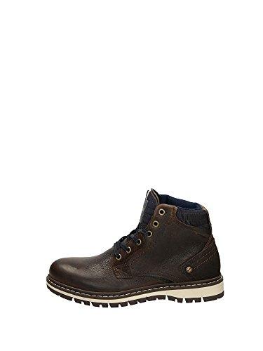 Wrangler Miwouk, Zapatillas de Estar por Casa para Hombre marrón