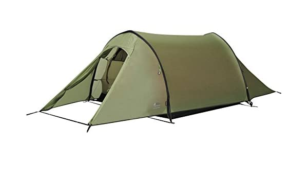 Vango F10 Xenon UL 2 persona tienda de campaña de túnel, Alpine verde: Amazon.es: Deportes y aire libre
