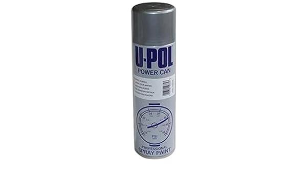 Amazon com: U-Pol Products 0809 Steel Silver POWER CAN