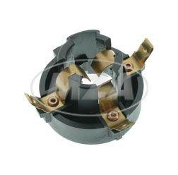 Lampenhalter, Lampenfassung für (S2-Glühlampe 25/25W-35/35W m. BA20d-Sockel, 6V oder 12V) - nur für Scheinwerfer MZA 11259 und 11855 verwendbar
