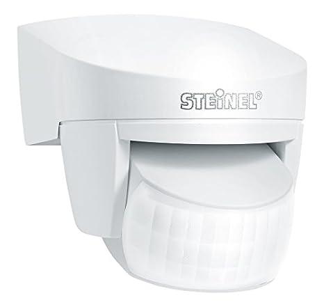 Steinel ST 608810 Rilevatore di Movimento IS 140-2, Bianco, Blanco: Amazon.es: Hogar