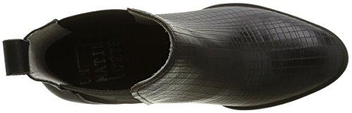 Un Matin d'Eté 1valeria, Women's Boots Noir (V Merengo Cut Squar/ V Mer Noi)