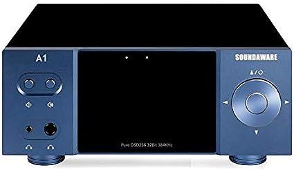 Soundaware A1 DSD256 PCM384 - Amplificador para Auriculares ...