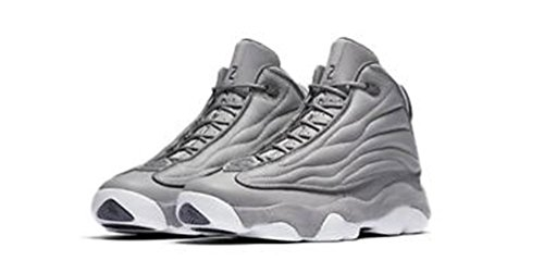 Jordan Pro Strong Atmosphere Grey/Gunsmoke-White (9.5 D(M) US) (Jordans Für Verkauf Kinder)