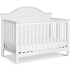 Carter's by Davinci Nolan 4-in-1 Convertible Crib, White
