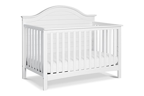 Carter's by Davinci Nolan 4-in-1 Convertible Crib, White