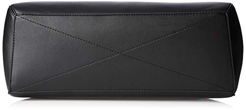 Borsa Noir Klein Logo Donna Calvin Sculpted K605246 Nero black SB5ww1q