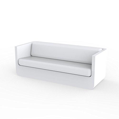 Vondom Ulm Sofa White