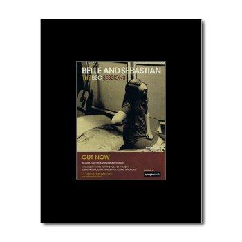 BELLE AND SEBASTIAN - The BBC Sessions Mini Poster -