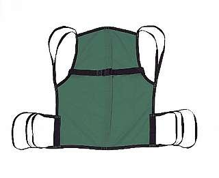 - Hoyer One Piece Sling with Positioning Straps SMALL