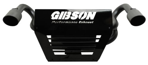Gibson 98015 Black Ceramic Exhaust System for UTV