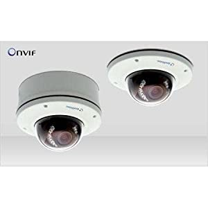 Geovision GV-VD120 1.3M H.264 Low Lux IR Vandal Proof IP Dome from GeoVision