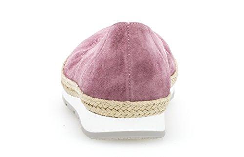 Gabor Comfort - Bailarinas Mujer rosa (Jute/S.gr/w)