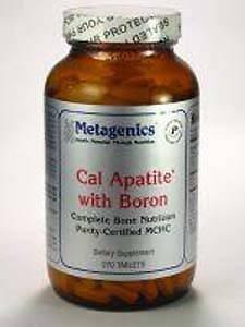 Metagenics - Cal Apatite w / Boron 270T