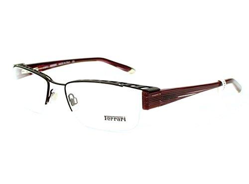 Ferrari Eyeglasses frame FR 5038 217 Metal - Acetate Antique - Eyeglass Frames Ferrari
