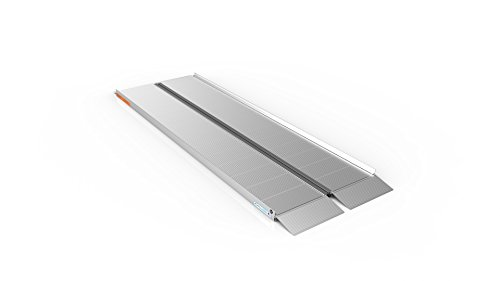- EZ-ACCESS SUITCASE Singlefold Portable Ramp, 8'