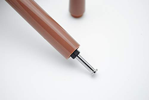 czxwyst Wing Sung 601A Steel Cap Vacumatic Fountain Pen (Coco with ink window)