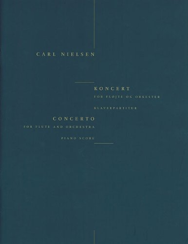 Concerto for Flute and Orchestra: Flute and Piano Reduction