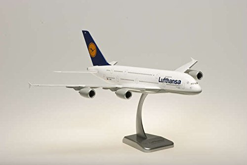 Hogan Wings 1-200 Commercial Models HGLH21 1-200 Lufthansa A380-800 New York REG No. D-AIMH No Gear