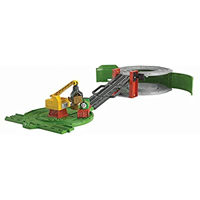 Fisher-Price Thomas & Friends Take-n-Play, Percy at The Scrapyard: Toys & Games