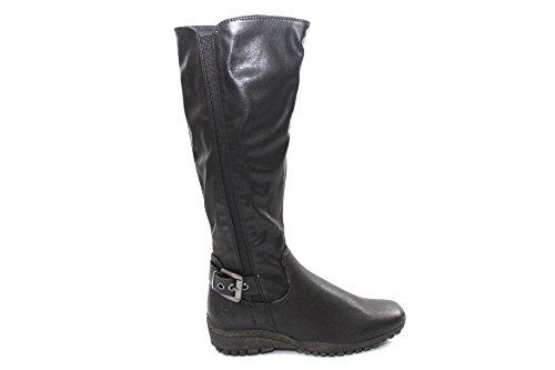 Marco Tozzi2-25622-25 002 - Botas XL mujer negro
