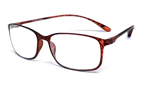 Calabria Reading Glasses - 720 Flexie in Tortoise +0.75