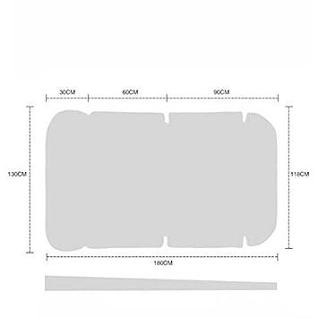 Colchon Coche iRegro portátil, Homeself SUV Colchón de Aire Cama Doble Cama de Coche Portátil para Viajar al Aire Libre, Incluyendo la Bomba de Aire (Azul): ...