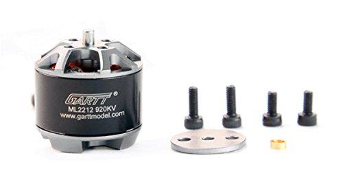 GARTT 4pcs ML 2212 920KV Brushless Motor 2-4S for DJI