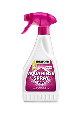 Thetford Aqua Rinse Toilet Spray - 500ml