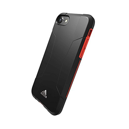 Adidas Performance - Solo Case for Apple iPhone 6/6s/7 Plus - Black/Red by adidas